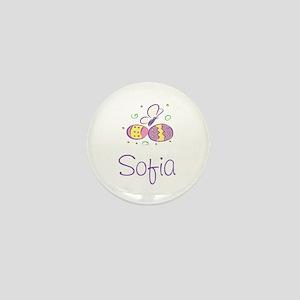 Easter Eggs - Sofia Mini Button