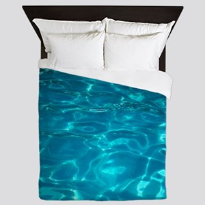 Pool Queen Duvet