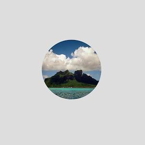 Bora Bora Mini Button