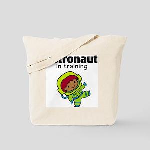 Ethnic Astronaut in Training Tote Bag