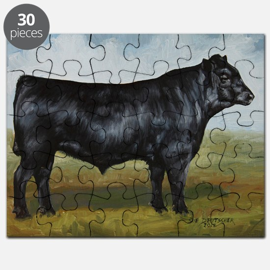 Black Angus Puzzle