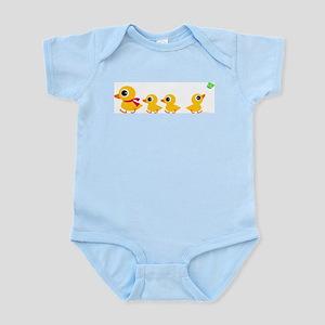 Distracted Duck Infant Bodysuit