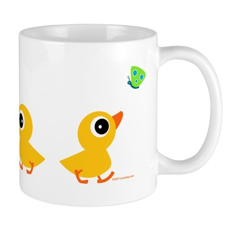 Distracted Duck Mug