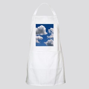 Puffy Clouds Apron