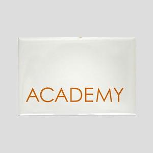 Nexus Academy of Toledo_White Rectangle Magnet