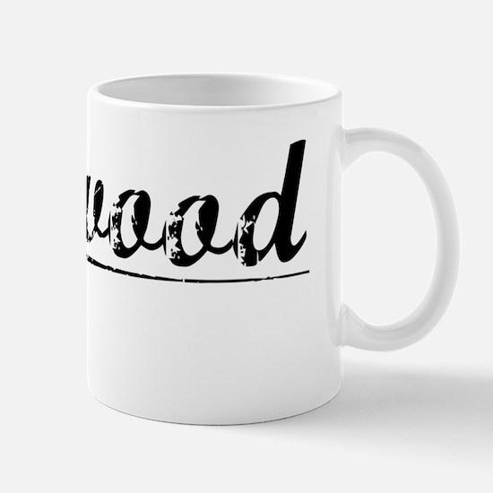 Foxwood, Vintage Mug