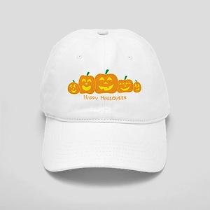 Happy Pumpkins Cap