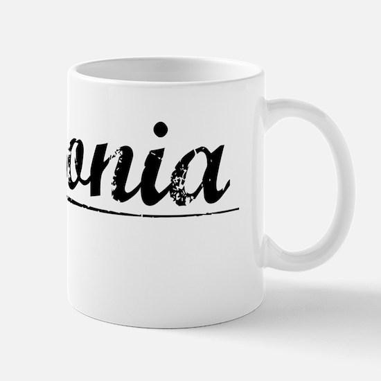 Gastonia, Vintage Mug