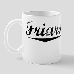 Friars Point, Vintage Mug