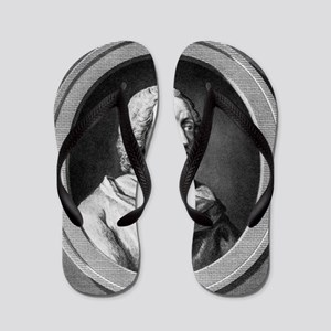 Jacob Winslow, Danish anatomist Flip Flops