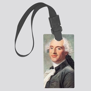 Jacques Charles, French ballooni Large Luggage Tag