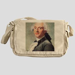 Jacques Charles, French balloonist Messenger Bag