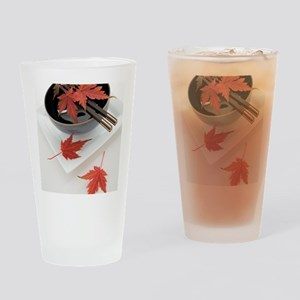 Japanese noodle bowl Drinking Glass