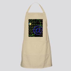 WWW and e-mail Apron