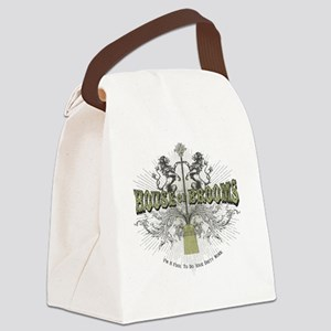 House of Brooms Canvas Lunch Bag