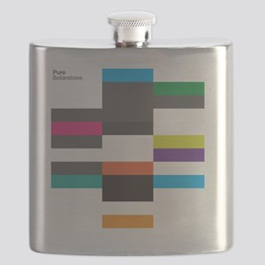 Solarstone 'Pure' Cover Art Flask