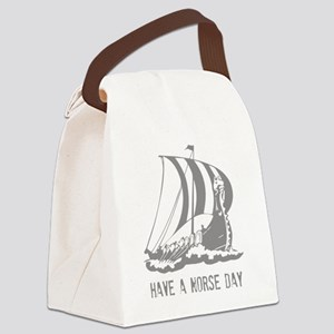 norseDay2C Canvas Lunch Bag