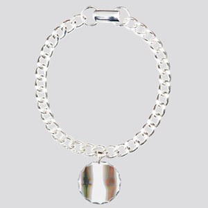 Knee replacement, X-ray Charm Bracelet, One Charm