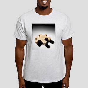 Jigsaw piece Light T-Shirt