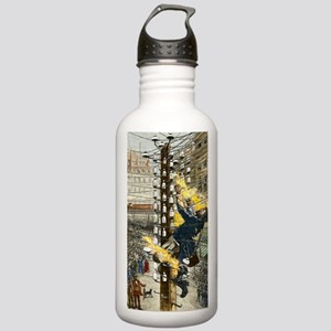 John Feeks being elect Stainless Water Bottle 1.0L