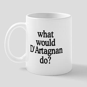 D'Artagnan Mug