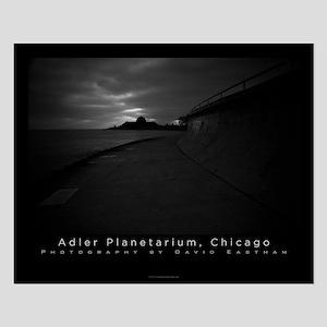 Adler Planetarium, Chicago Small Poster