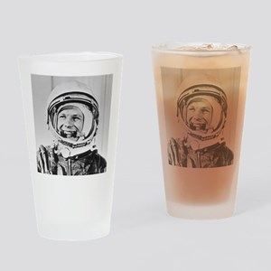 Yuri Gagarin Drinking Glass