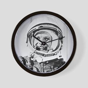 Yuri Gagarin Wall Clock