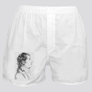 Joseph Fourier, French mathematician Boxer Shorts