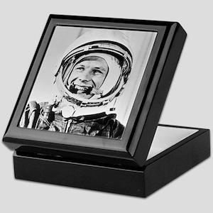 Yuri Gagarin Keepsake Box