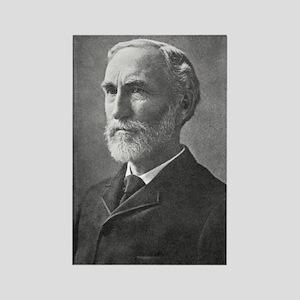 Josiah Willard Gibbs, US mathemat Rectangle Magnet