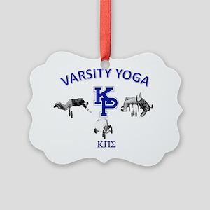 KP YOGA Picture Ornament