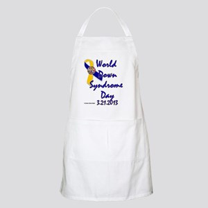 World Down Syndrome Day (Ribbon) Apron