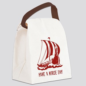 norseDay2D Canvas Lunch Bag