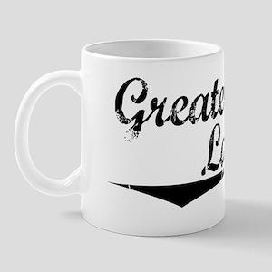 Greater Landover, Vintage Mug