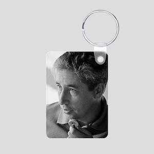 Konstantin Feoktistov, Sov Aluminum Photo Keychain