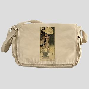 Honorable Mr Cat - Helen Hyde - 1903 Messenger Bag
