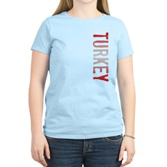 Turkey Women's Light T-Shirt