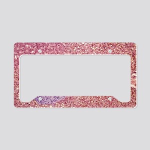 Liver tuberculosis, light mic License Plate Holder