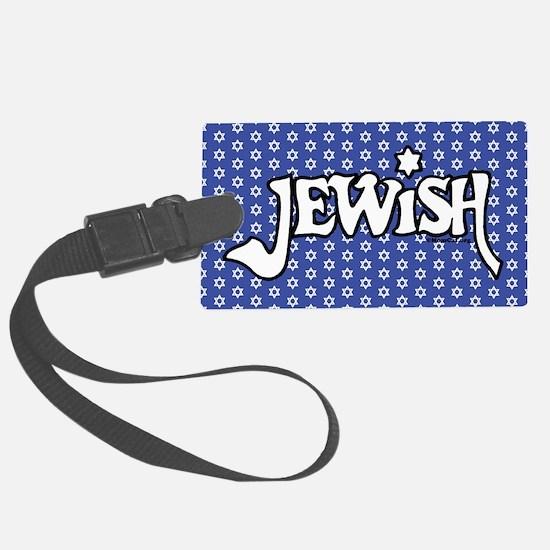 JewishShoulderBag Luggage Tag