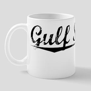 Gulf Shores, Vintage Mug