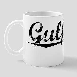 Gulfport, Vintage Mug