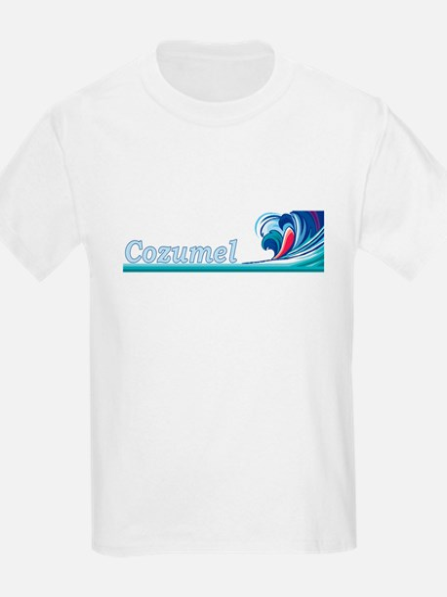 Cozumel, Mexico Kids T-Shirt
