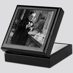Louis Pasteur Keepsake Box
