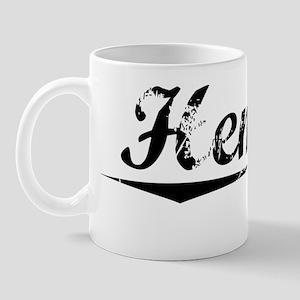 Heman, Vintage Mug