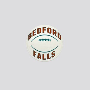 Bedford Falls Football Mini Button