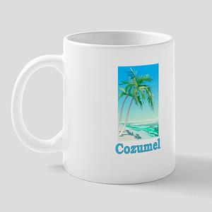 Cozumel, Mexico Mug