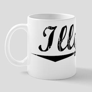 Illyria, Vintage Mug