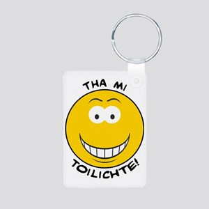 Toilichte 3 for wh Aluminum Photo Keychain