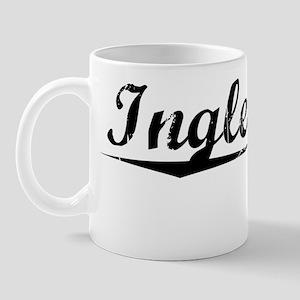 Inglewood, Vintage Mug